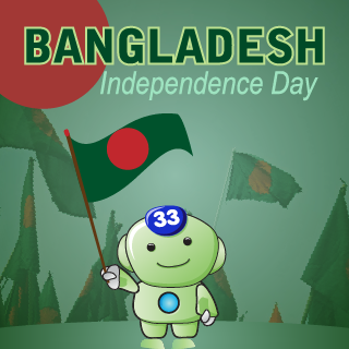 Bangladesh Independence Day Greetings