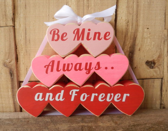 Be Mine Always And Forever Greetings Gift