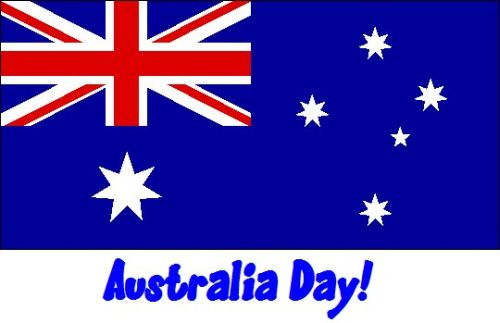 Beautiful Australia Day Greetings Picture