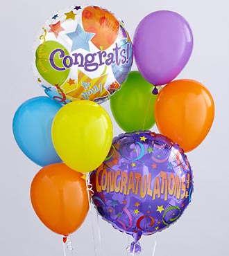 Best Congratulations Balloons Picture