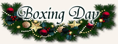 Boxing Day Beautiful Facebook Cover Picture