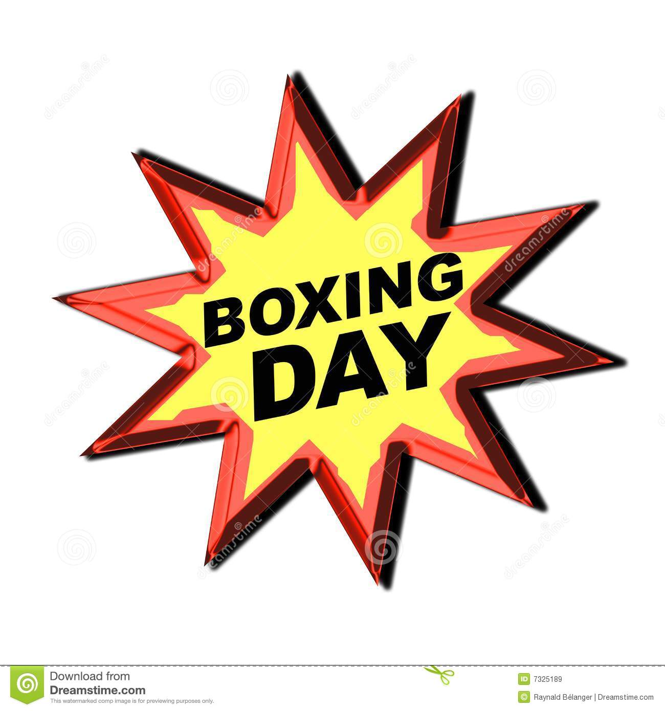 Boxing Day Image