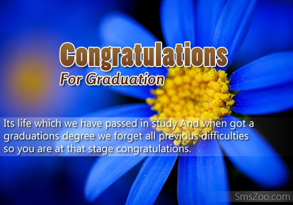 Congratulations For Graduation Greeting Picture