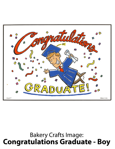 Congratulations Graduate Wishes Graphics