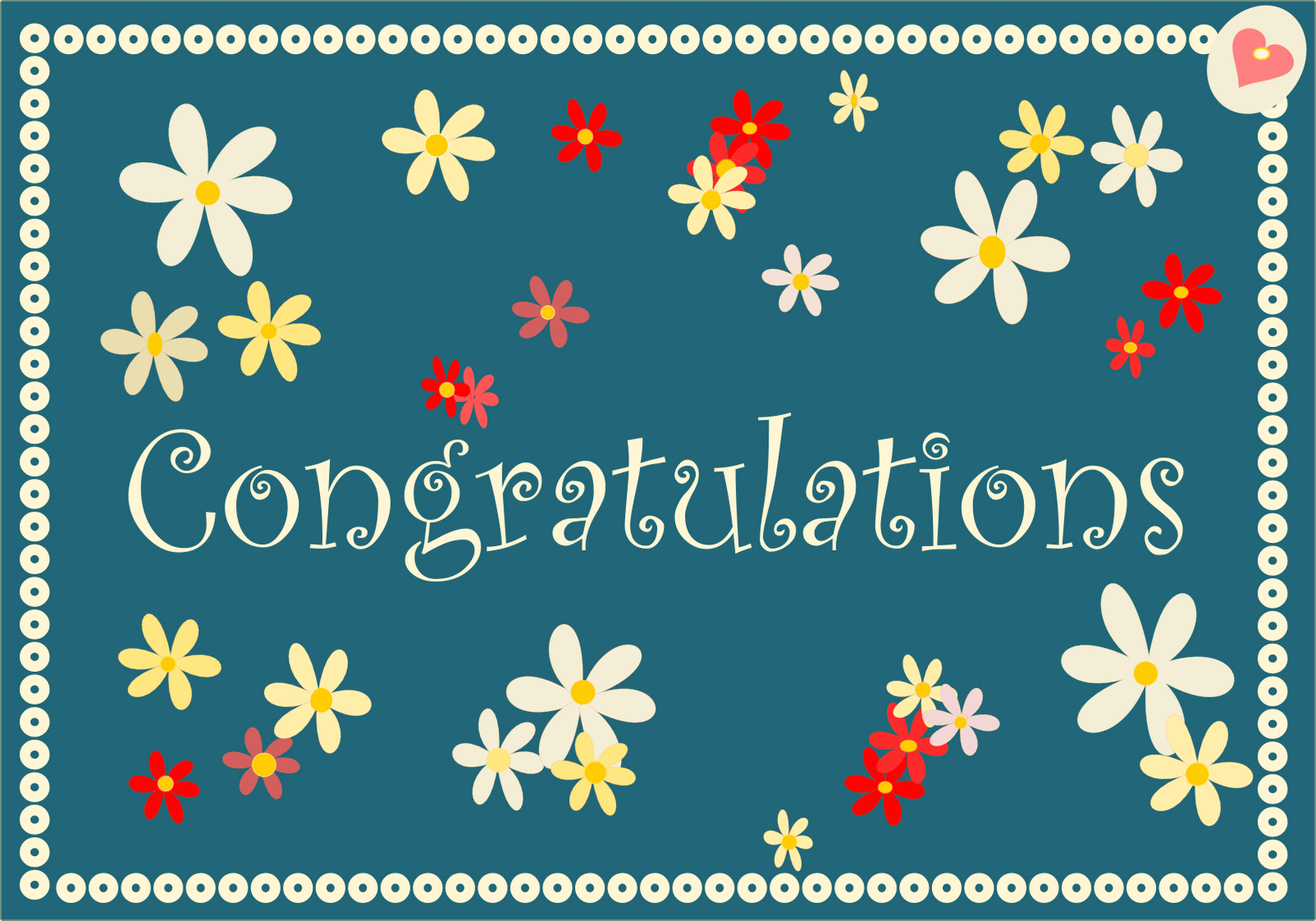 Congratulations Greetings E-Card Wishes