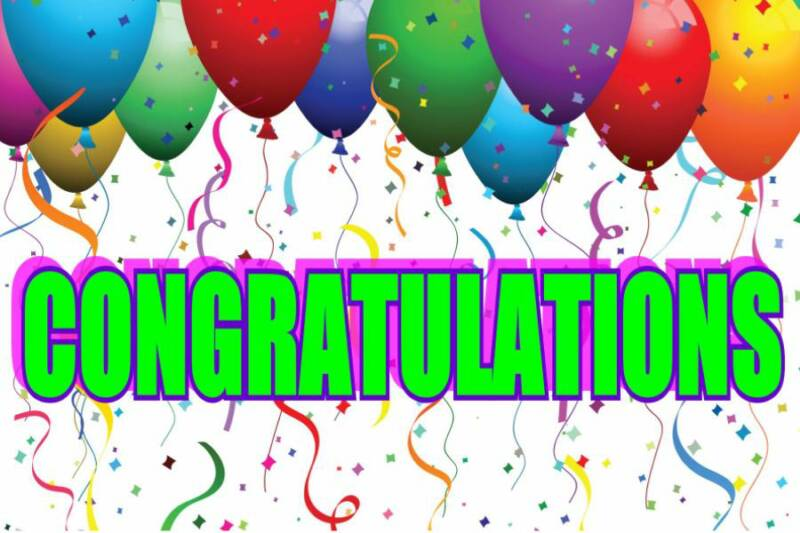 Congratulations Greetings Picture