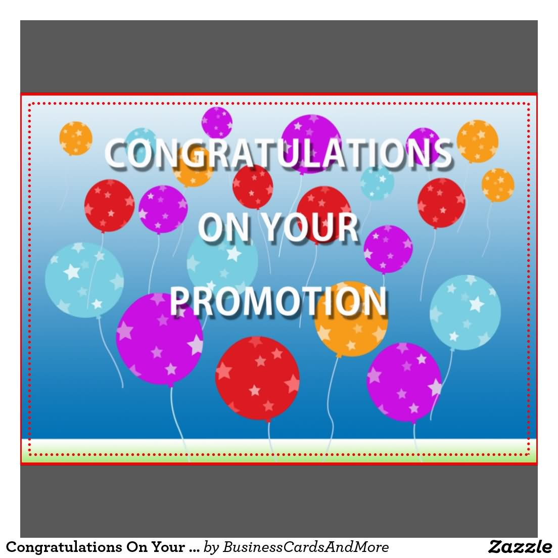 Congratulations On Your Promotion Ecard For Facebook Image