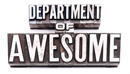 Department Of Awesome Image