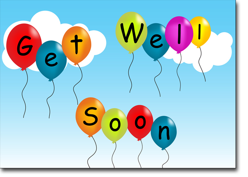 Get Well Soon Balloon Image (2)