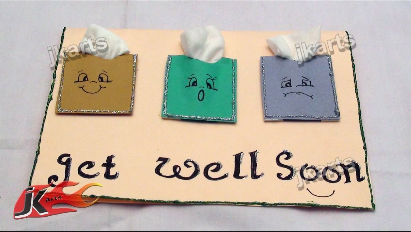 Get Well Soon Beautiful Card Image