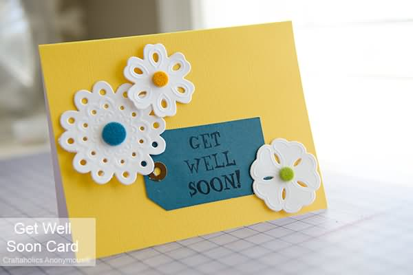 Get Well Soon Fabulous Card