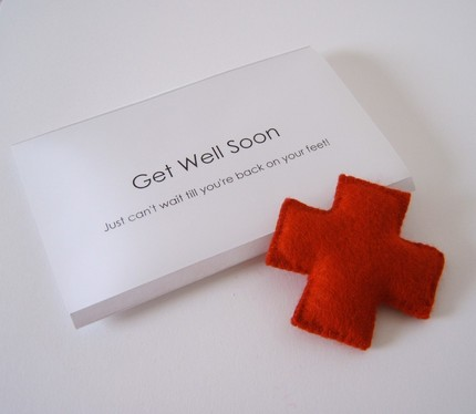 Get Well Soon Just Cant Wait Till Youre Back On Your Feet Greeting Image