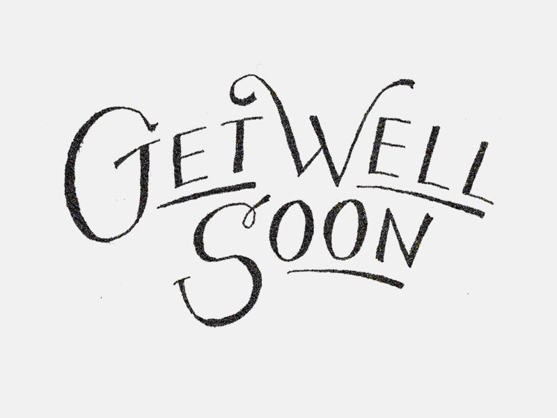 Get Well Soon Note Image