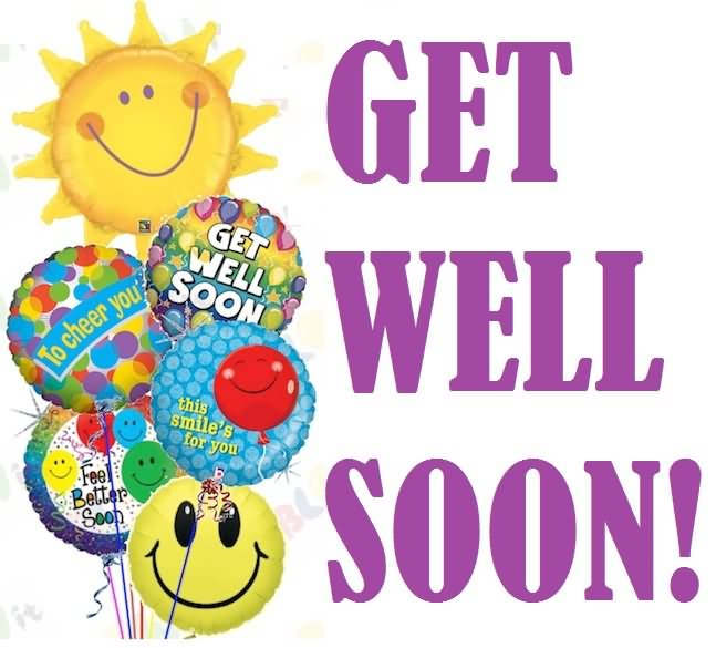 Get Well Soon Wishes Image