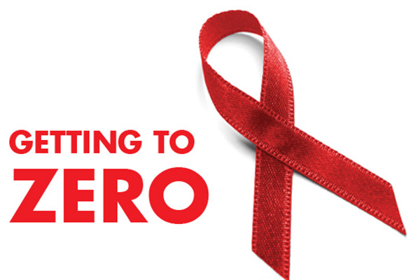 Getting To Zero 1st December World Aids Day