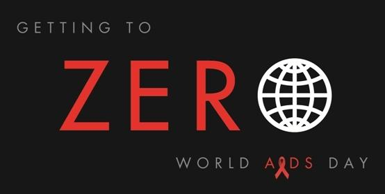 Getting To Zero World Aids Day