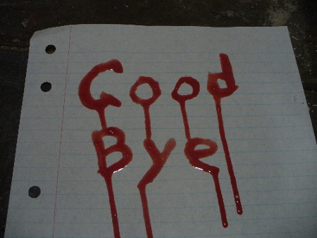 Good Bye Image Picture