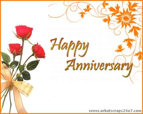 Happy Anniversary Greeting E-Card