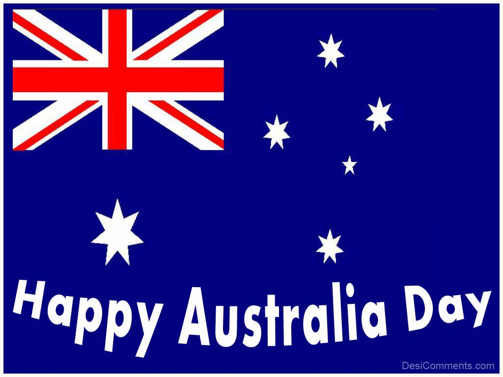 Happy Australia Day Greetings Picture