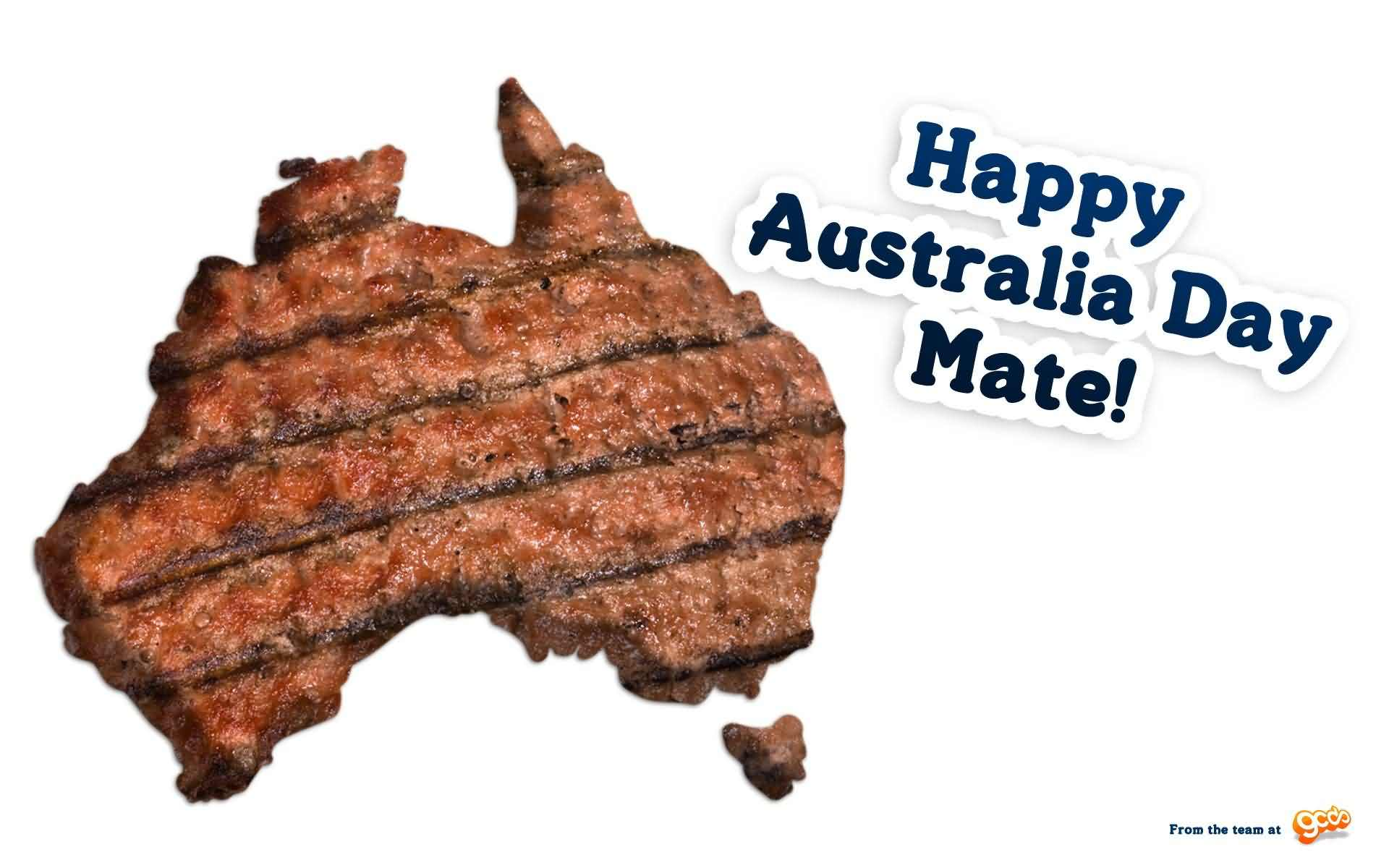 Happy Australia Day Mate Wishes