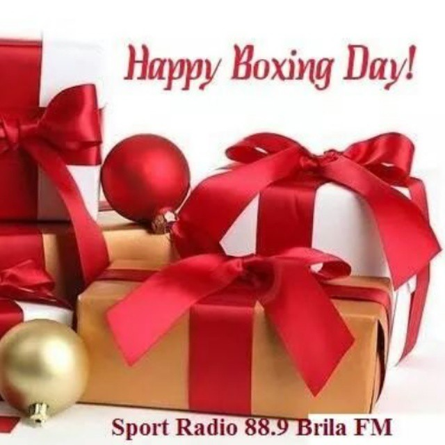 Happy Boxing Day Gifts Image