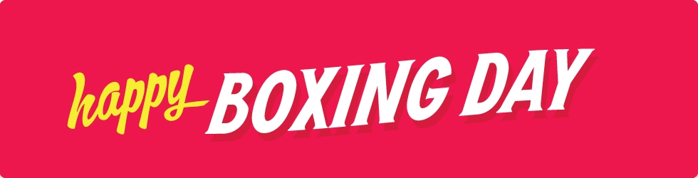 Happy Boxing Day Header Cover Photo