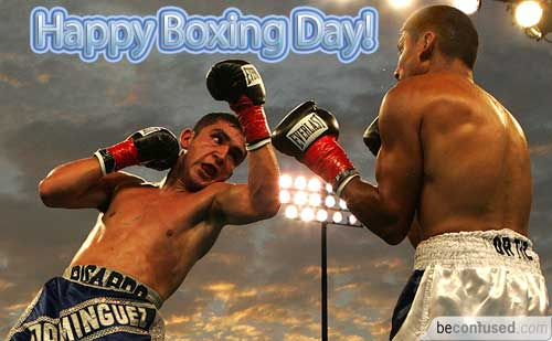 Happy Boxing Day Image