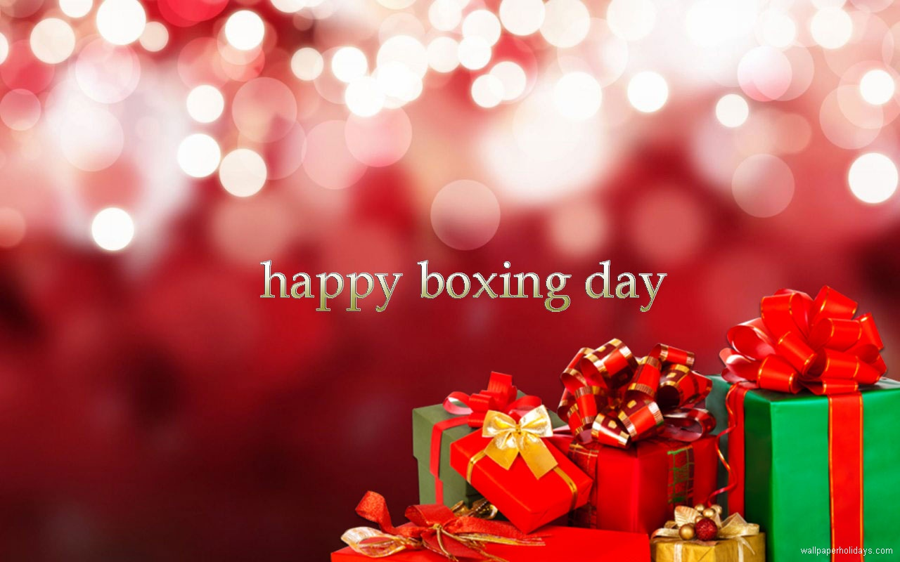 boxing day 2013