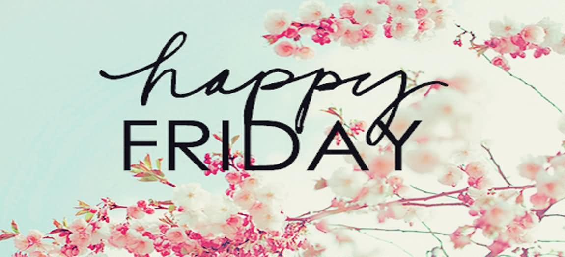 Happy Friday Facebook Cover Photo