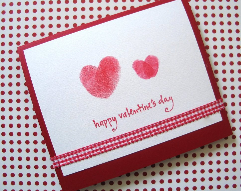 Happy Valentines Day Wonderful Greeting E-Card