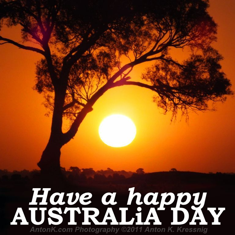 Have A Happy Australia Day
