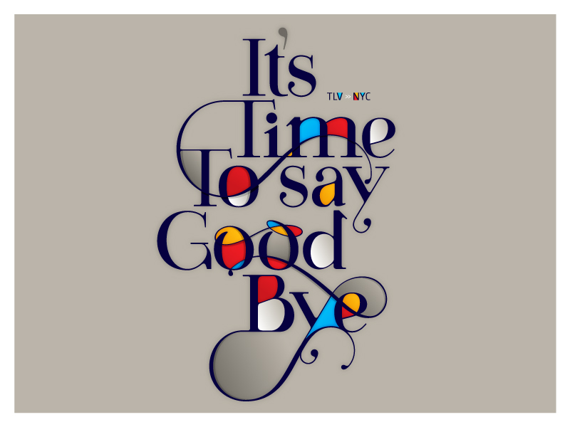 Its Time To Say Good Bye Wishes Wallpaper