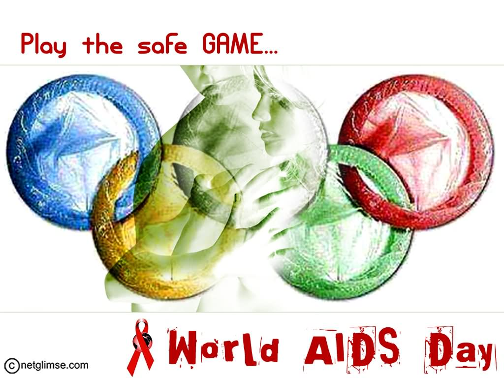 Play The Safe Game World Aids Day