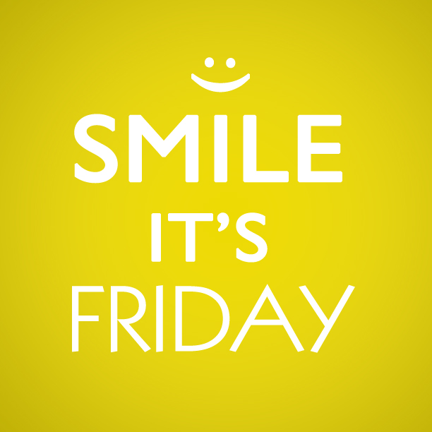Smile It's Friday Image