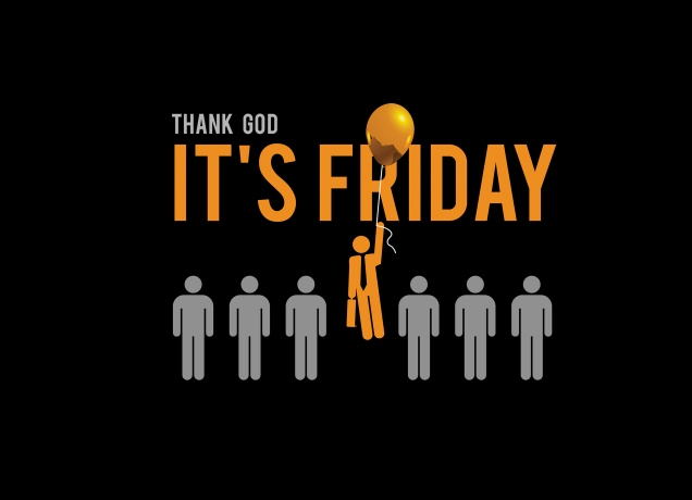 Thank God Its Friday Image