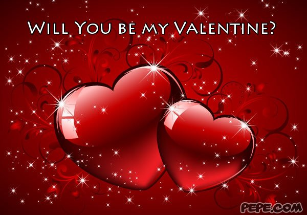 Will You Be My Valentine Picture