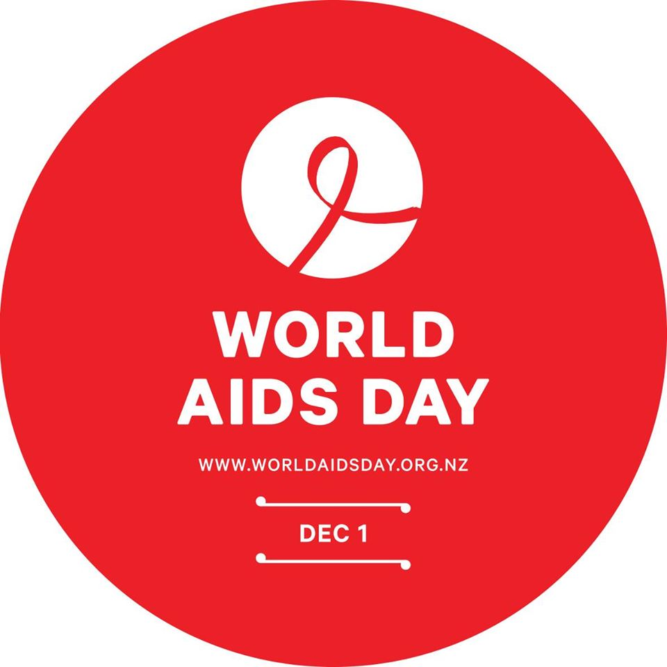 World Aids Day Dec 1