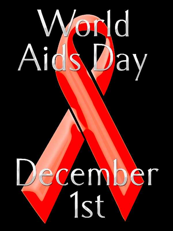 World Aids Day December 1st
