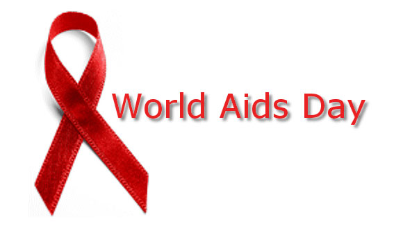 World Aids Day Red Ribbon Logo Picture