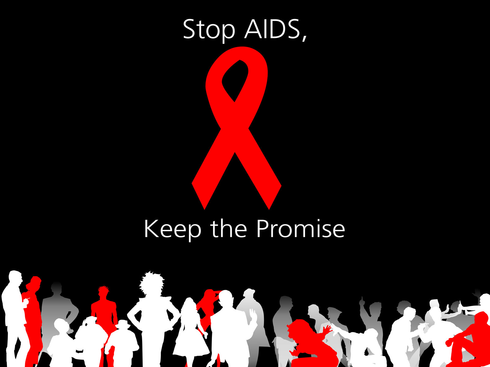 World Aids Day Stop The Aids Keep The Promise