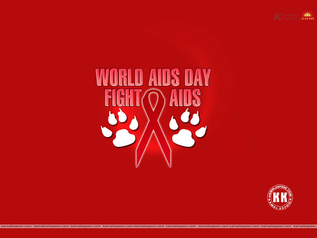 Worlds Aids Day Fight Aids