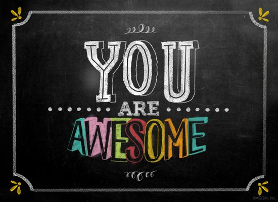 You Are Awesome Picture (2)