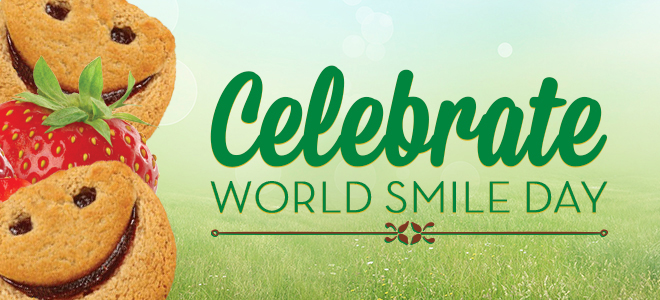 1-World Smile Day Wishes