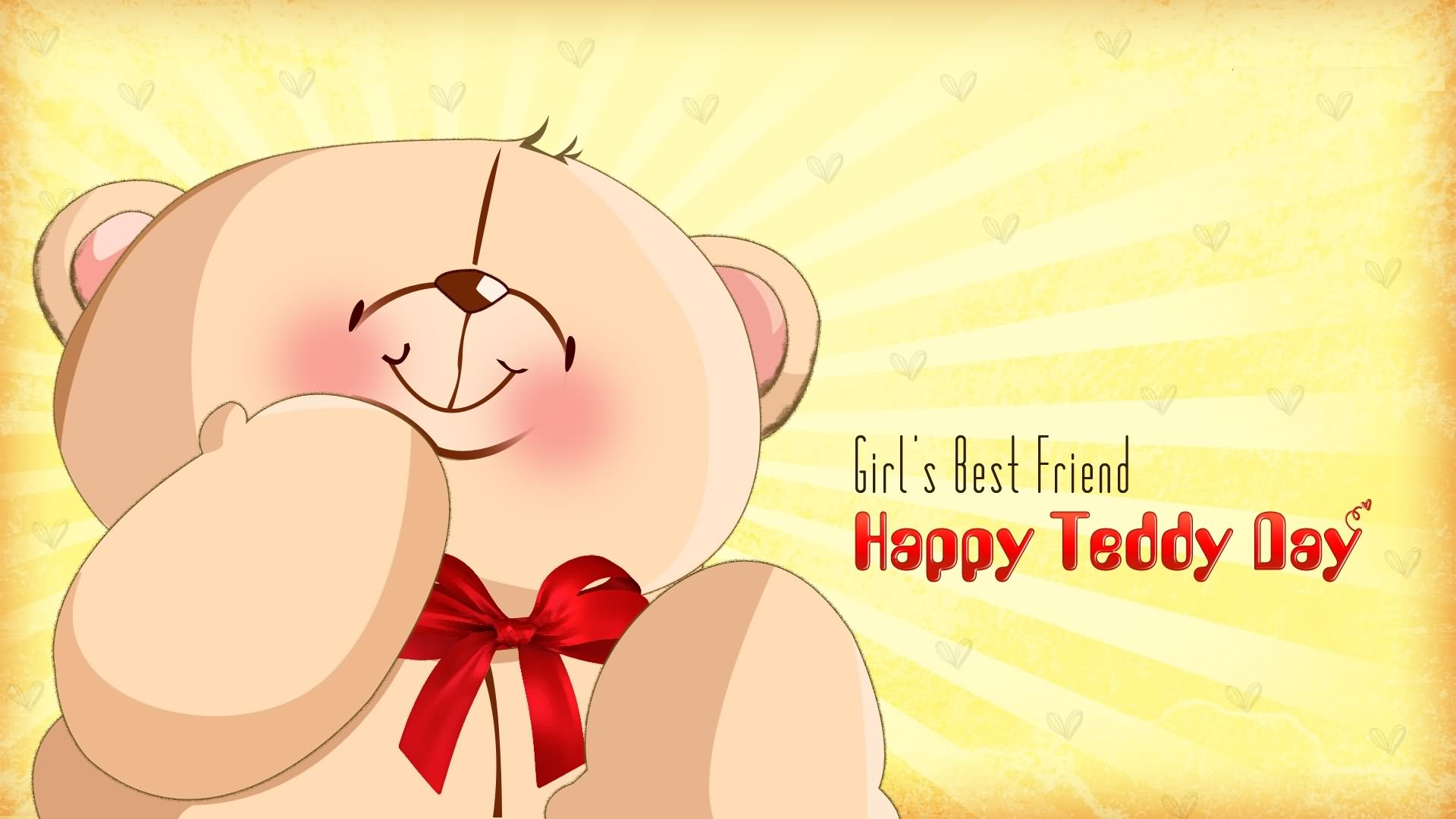 10-Teddy Day Wishes