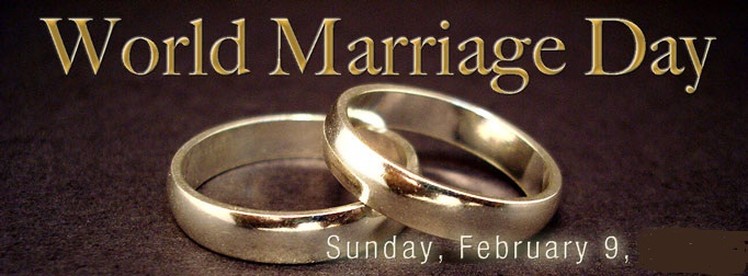 10-World Marriage Day