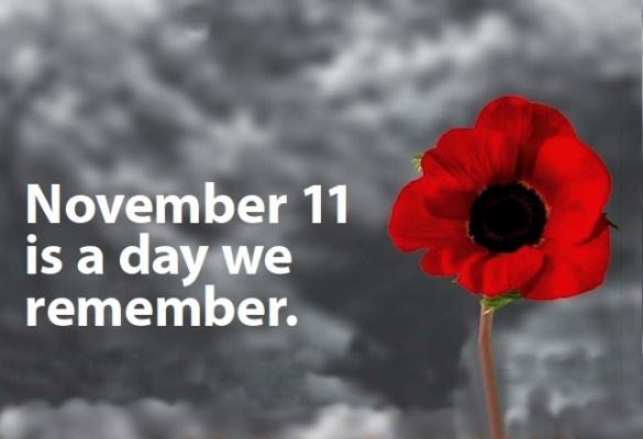 100-Remembrance Day Wishes
