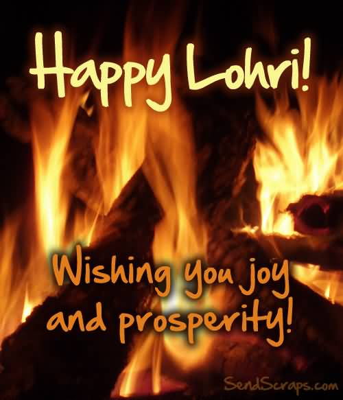 101-Happy Lohri Wishes