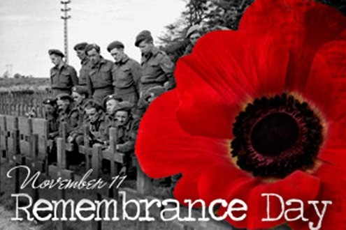 102-Remembrance Day Wishes