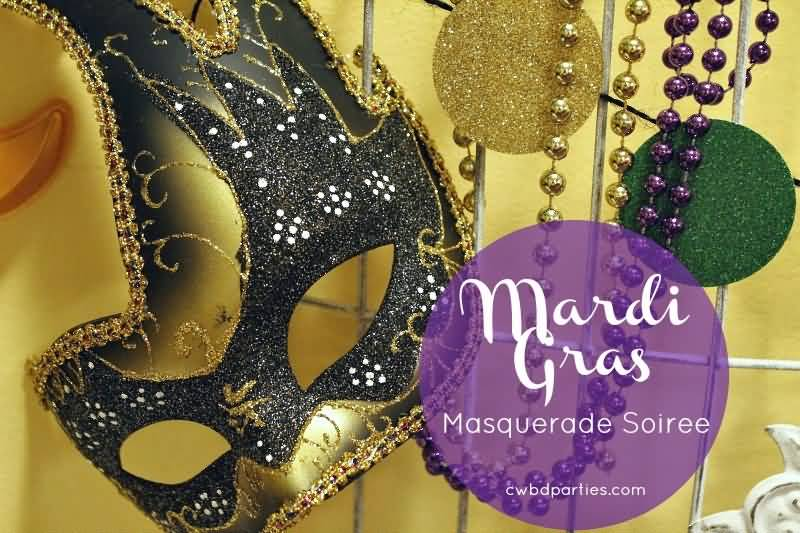 103-Mardi Gras Wishes