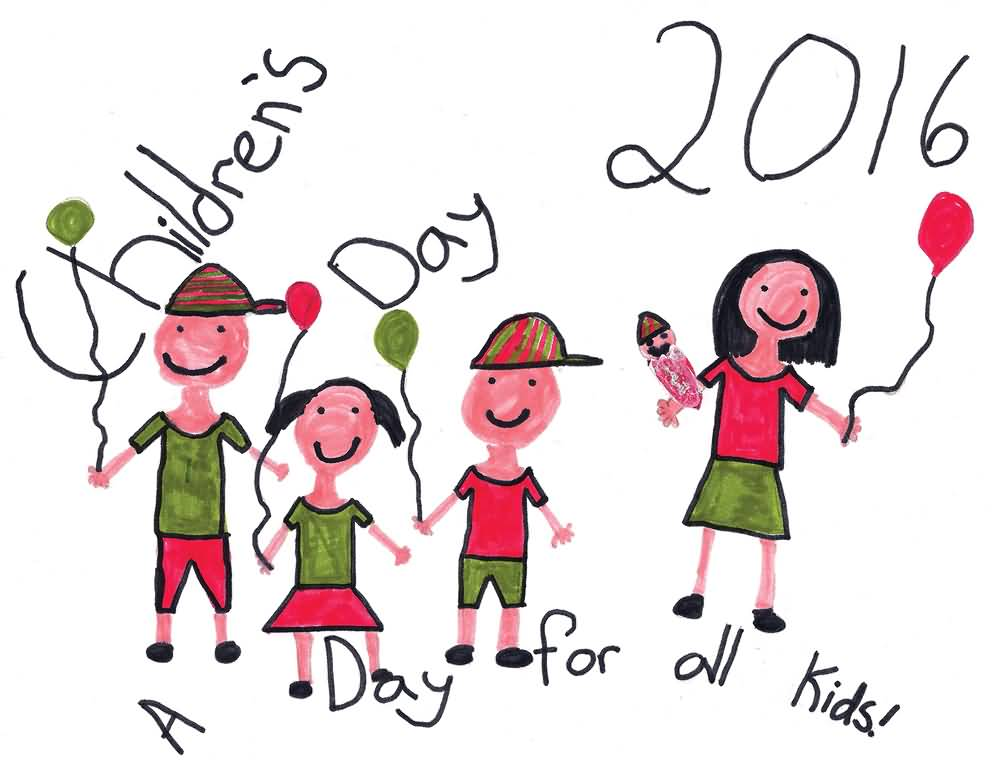 106-Happy Children Day Wishes